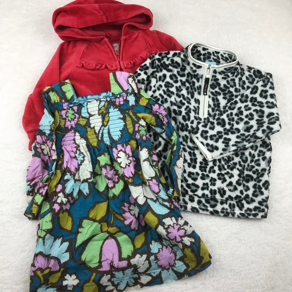 Girls' Clothing (newborn-5t) Baby & Toddler Clothing Lot Of 2 Old Navy Sweater For Girls Hoodie Size 18-24months And 3t